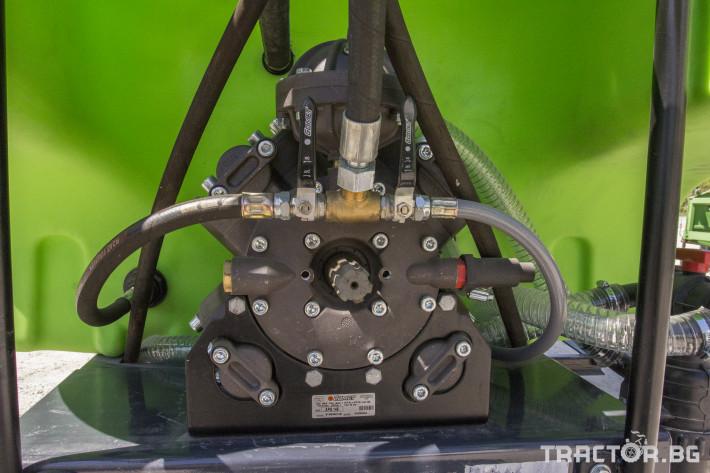 Пръскачки пръскачка турска Комбинирана пръскачка - 2000 л. 13 - Трактор БГ