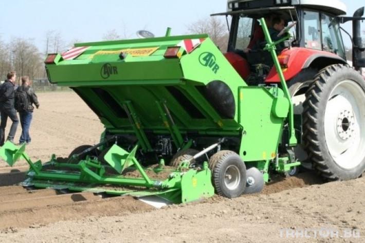 Машини за зеленчуци Прикачна сеялка за картофи AVR CERES 450 0 - Трактор БГ