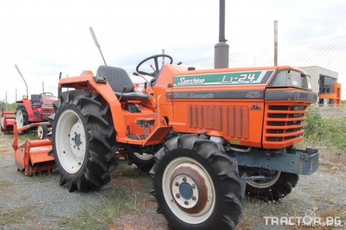 Трактори Kubota L1-24 Sunshine 0