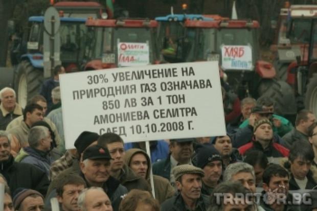 Премиерът Станишев и неговите съветници ловко излъгаха протестиращите български фермери