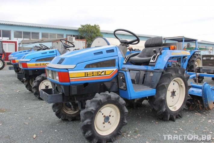 Трактори Iseki Landhope 155 0