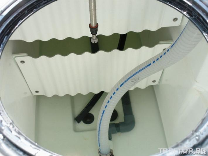 Пръскачки Прикачни пръскачки LEMKEN Primus 8 - Трактор БГ