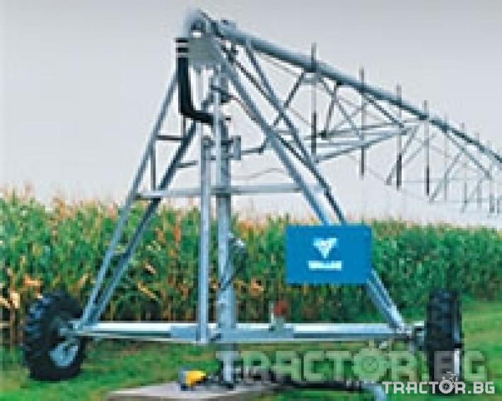 Напоителни системи Мобилна пивотна система Valley 0 - Трактор БГ