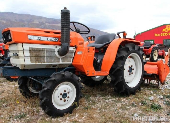 Трактори Kubota B 1600 0