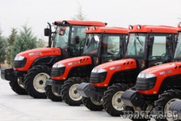 Презентация на трактори KIOTI и FOTON в сряда