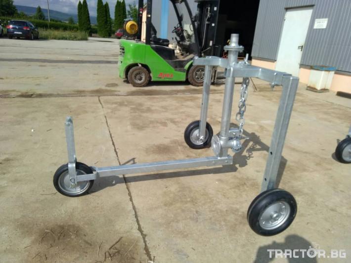 Напоителни системи Система за напояване FERBO Ф110/380м 10 - Трактор БГ