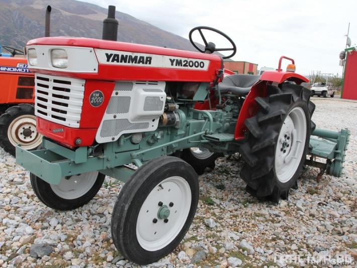 Трактори Yanmar YM 2000 0