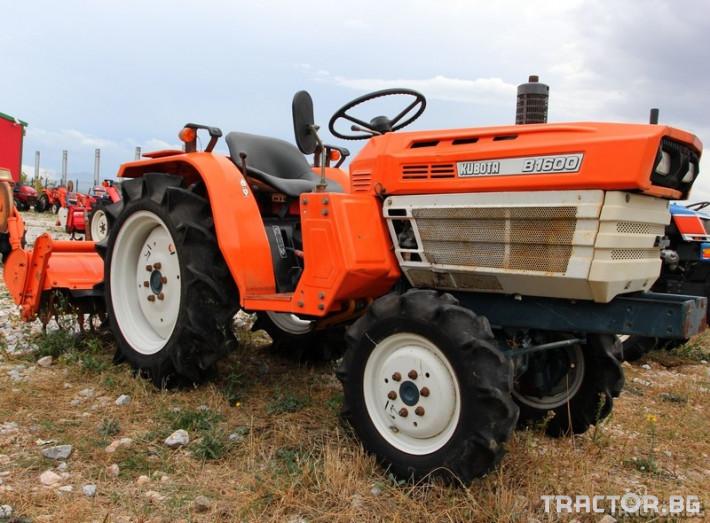 Трактори Kubota B 1600 - 4х4 0