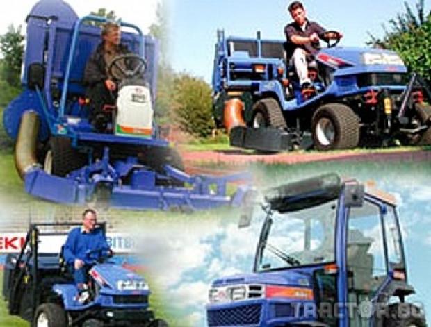 Малка фирма опитва да внася трактори Iseki