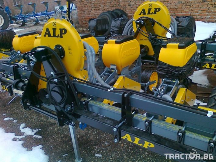 Сеялки Сеялка за окопни култури ALP 5 - Трактор БГ