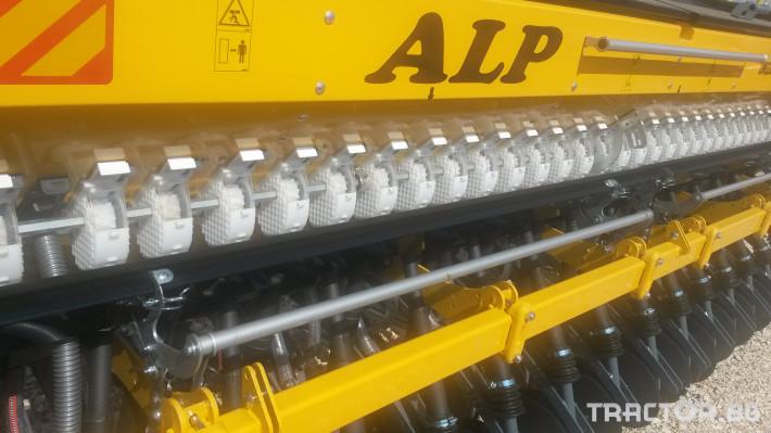 Сеялки ALP механична сеялка за житни култури 3,5 м. 7 - Трактор БГ