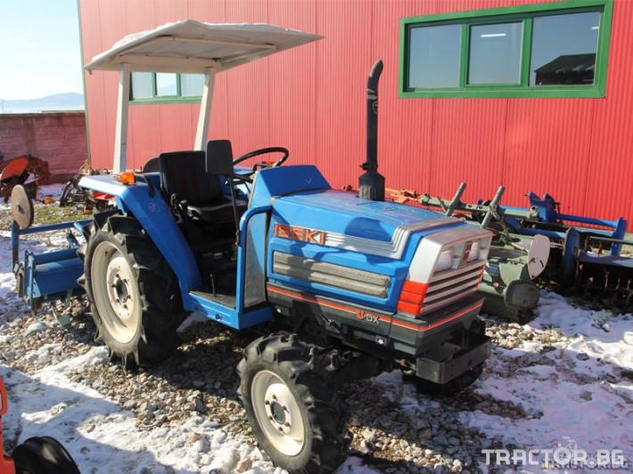 Трактори Iseki U DX 4