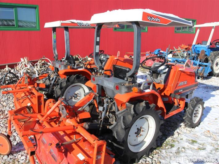 Трактори Kubota ASTE A-155 2