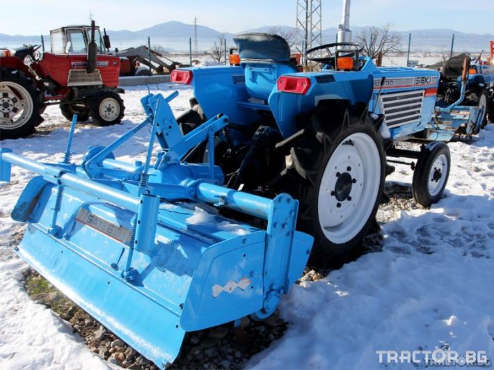 Трактори Iseki TU1700 1