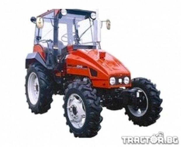 Сертифицираха тракторите ВТЗ по TUV