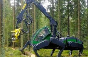 John Deere укрепва позиции с нова горска техника в Сибир