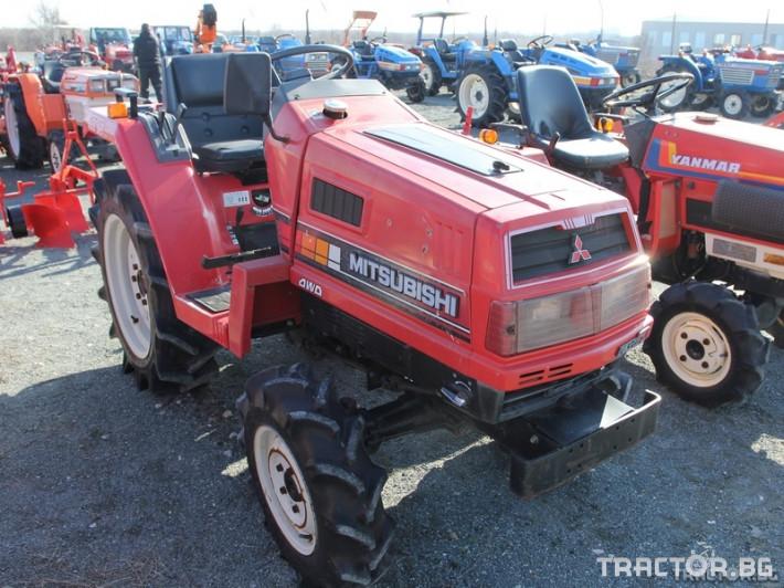 Трактори Mitsubishi MT16 0