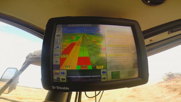 Trimble Yield Monitoring гарантира прецизна и ефективна жътва