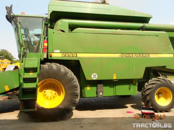 Комбайни John-Deere 2264 3 - Трактор БГ