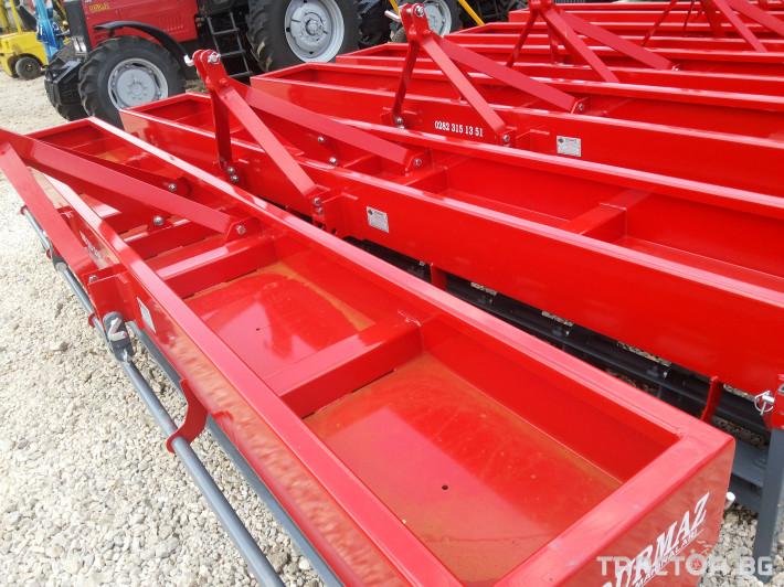 Мулчери Сечка DURMAZ за надробяване на слънчогледови стъбла 4 - Трактор БГ