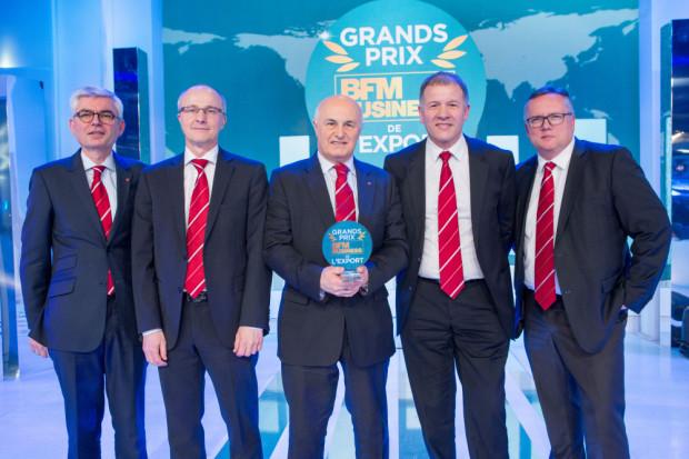 Завод на Massey Ferguson взе награда за чуждестранен топ износител във Франция
