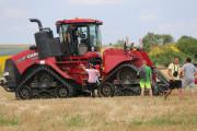 Тайтън Машинъри проведе полеви тестове в рамките на Агрономик дизайн