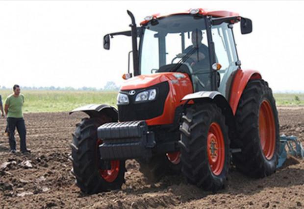 Тракторите с марка John Deere и Kubota са най-продаваните у нас