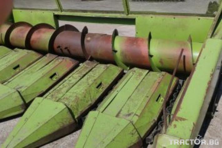 Хедери за жътва Хедер за жътва Claas 0 - Трактор БГ