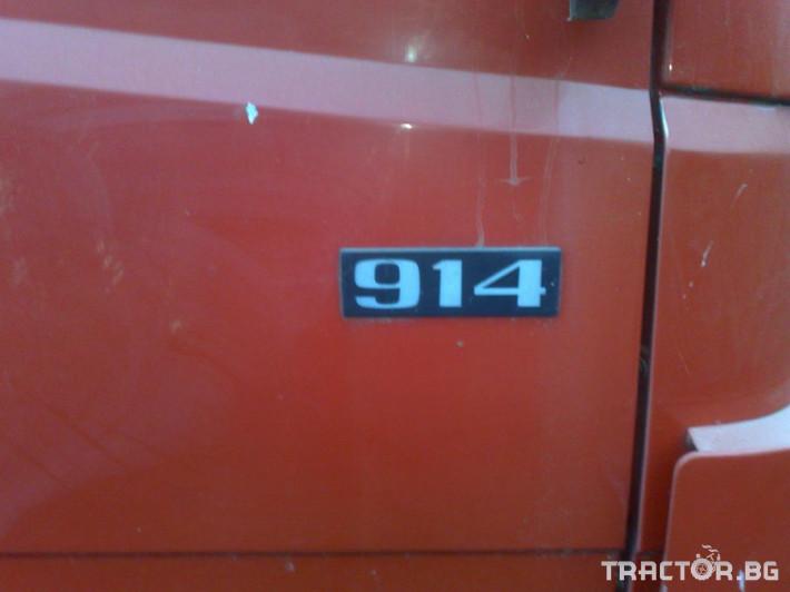 Машини за ферми Самосвал Mercedes 914 1 - Трактор БГ