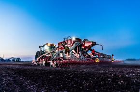 Новата сеялка Spirit 600-900С на Väderstad влиза в производство през ноември