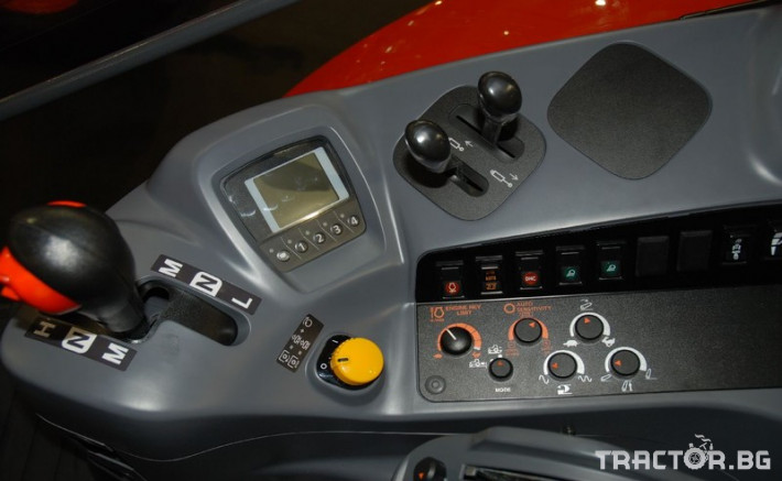 Трактори Kubota M-GX 3