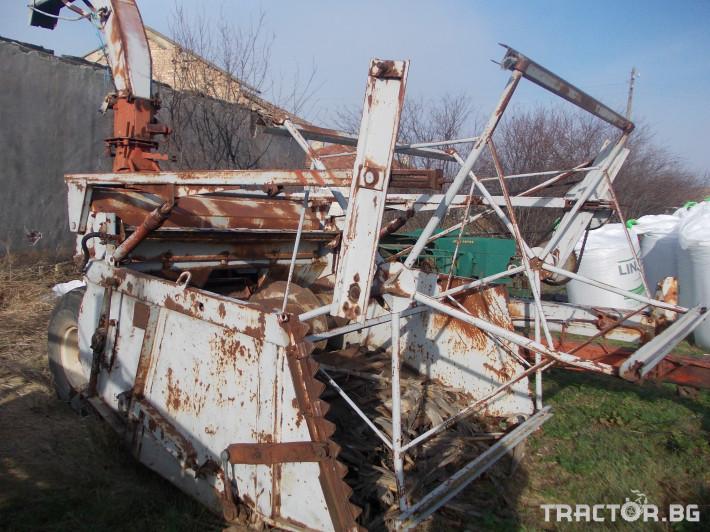 Други Прикачен силажокомбайн КПИ 2,4 2 - Трактор БГ