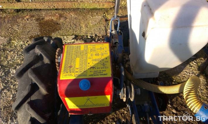 Сеялки руски сеялки Сеялка СУПН 6 2 - Трактор БГ