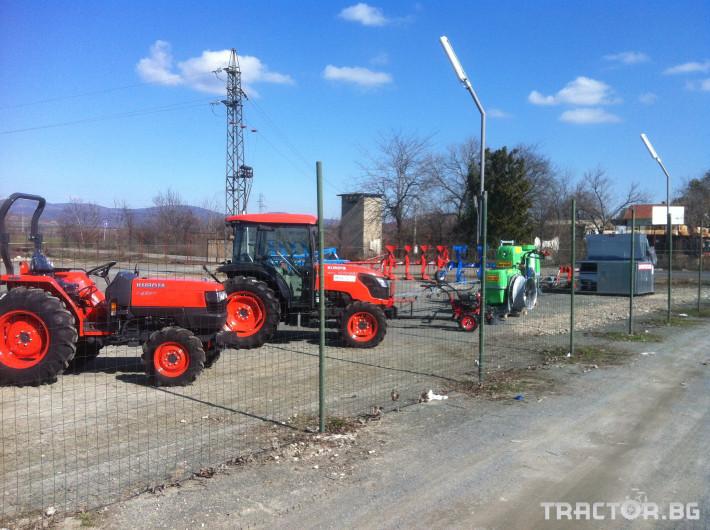 Сеялки Сеялка AGRICOLAITALIANA 2 - Трактор БГ