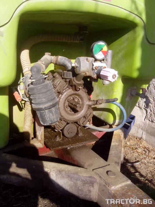 Пръскачки Италианска пръскачка 1000 л. 3 - Трактор БГ