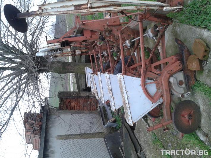 Сеялки Ямболска сеялка 4 - Трактор БГ
