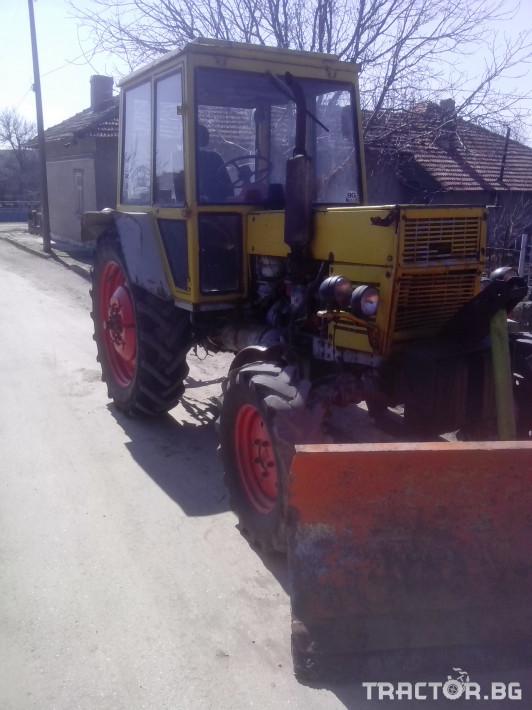 Трактори Болгар TK-82 3 - Трактор БГ