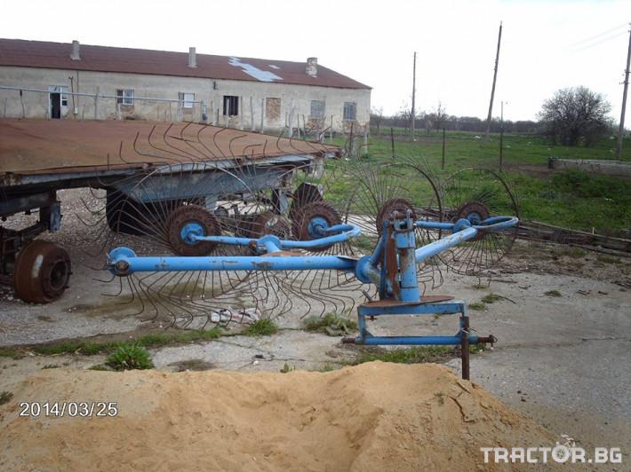 Трактори Болгар TK80 3 - Трактор БГ