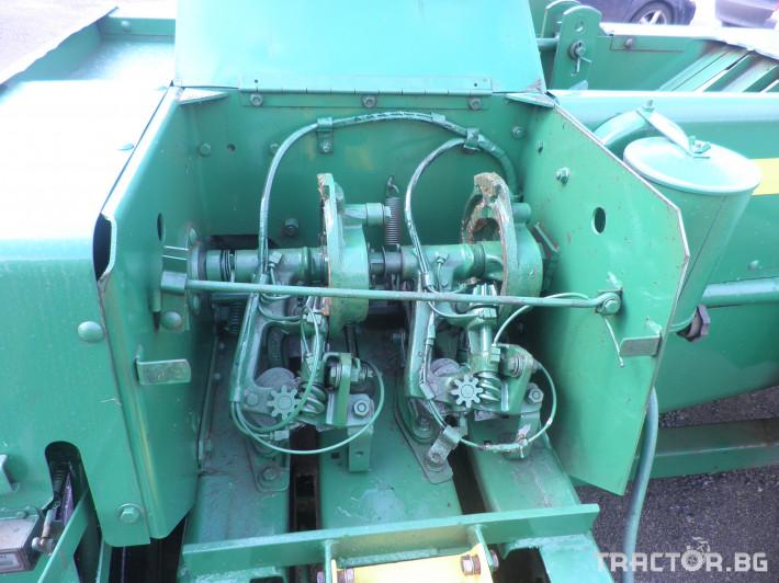 Сламопреси Сламопреса John Deere 456 А 2 - Трактор БГ
