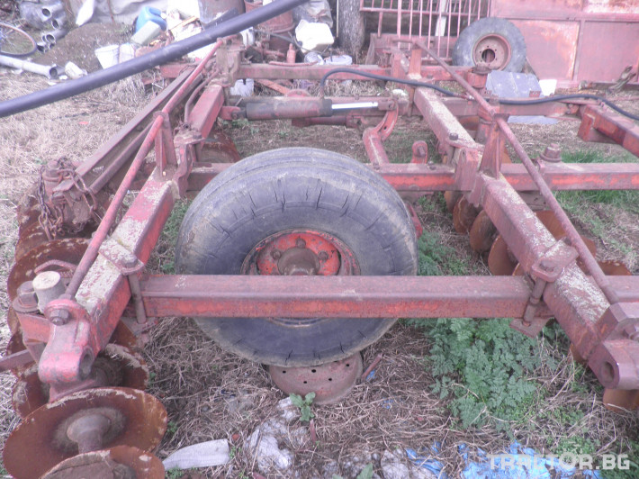 Брани Брана прикачна 1 - Трактор БГ