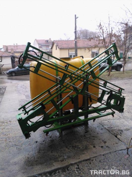 Пръскачки Пръскачка Jessernigg Gigant 700л 0 - Трактор БГ