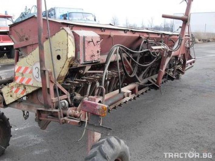 Сеялки Сеялка Saxonia 0 - Трактор БГ