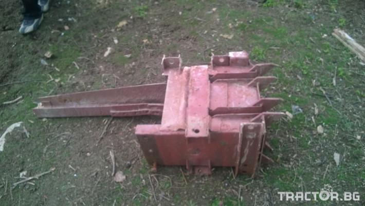 Части за инвентар Бутало за сламопреса Fortshrıtt 454 4 - Трактор БГ