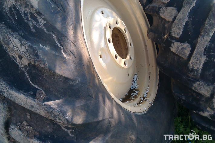 Гуми за трактори Гуми GoodYear 18.4-30 2 - Трактор БГ