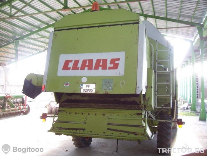 Комбайни Claas Dominator 108SL 3 - Трактор БГ