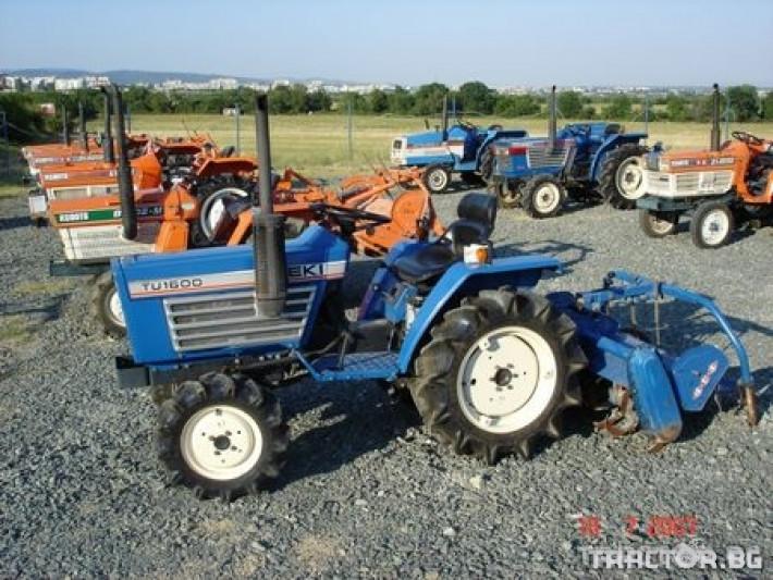 Трактори Iseki 16 к.с. 0 - Трактор БГ