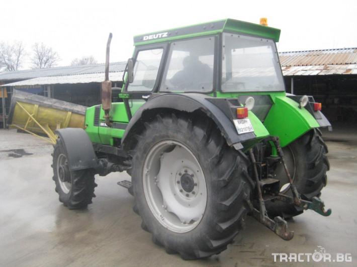 Трактори Deutz-Fahr DX 90 5 - Трактор БГ