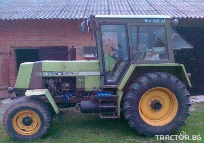 Трактори Fortschritt ZT323A 0 - Трактор БГ