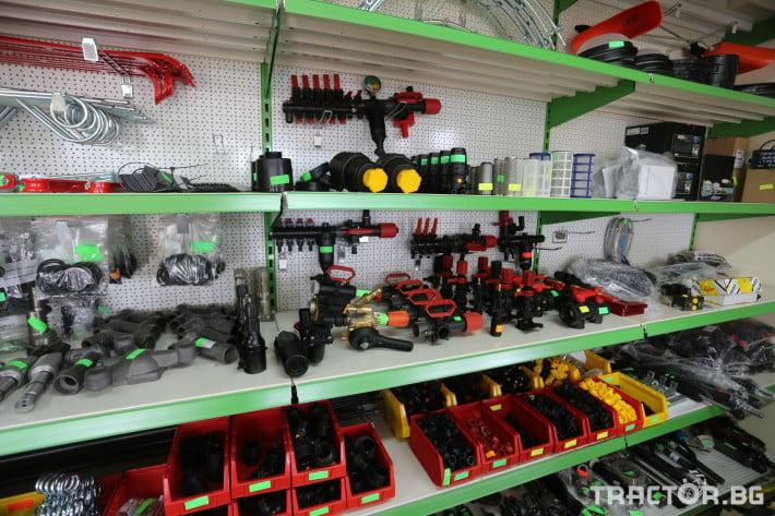 Части за трактори Резервни части за пръскачки и инвентар 0 - Трактор БГ