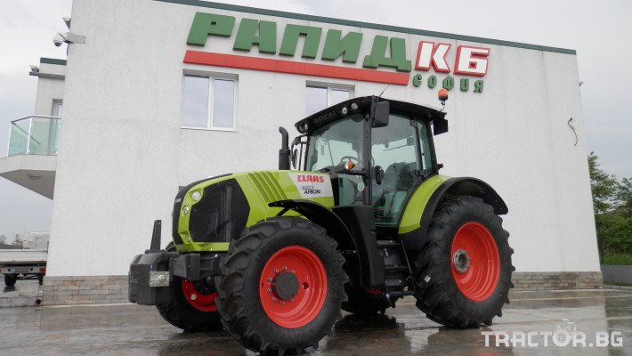 Трактори Claas Arion 620 0